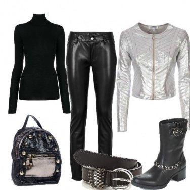 Outfit Harley Davidson