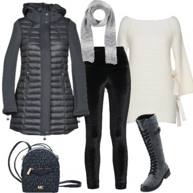 Outfit Domenica in montagna