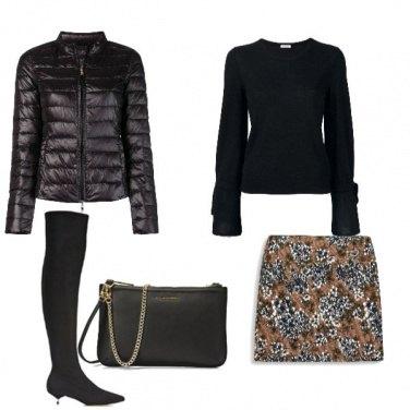 Outfit Mini e cuissard