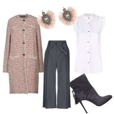 Outfit A gray day