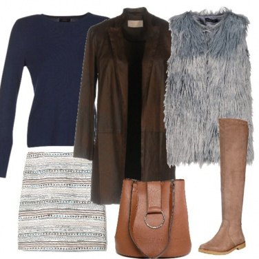 Outfit Sovrapposizione