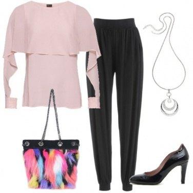 Outfit La borsa colorata