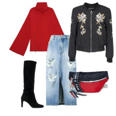 Outfit Urban #8896