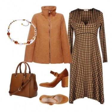Outfit Caldi colori da sfoggiare