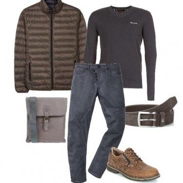 Outfit Serata di novembre