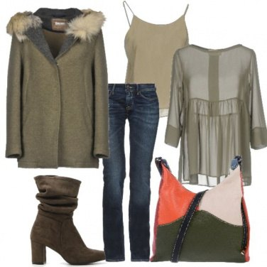 Outfit Colori d\'autunno