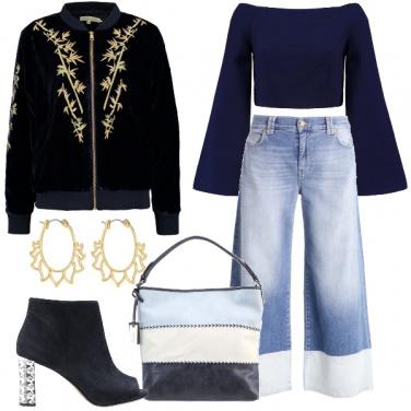 Outfit Inseguendo la moda