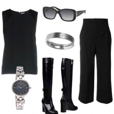 Outfit Stile minimal Victoria B.