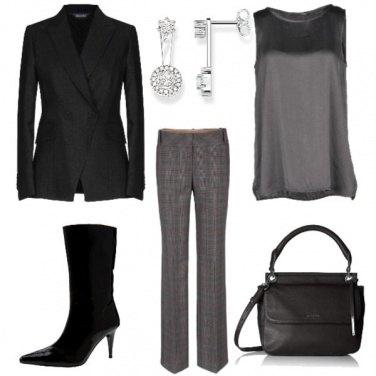 Outfit Appuntamento di lavoro