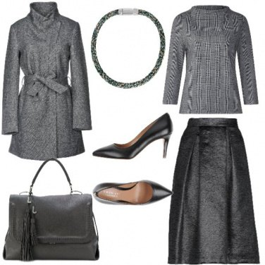 Outfit Trendy, modello doppiopetto