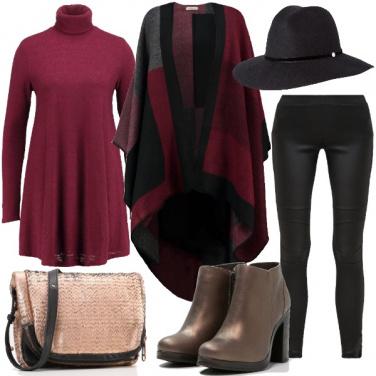 Outfit Alla moda con i metalli