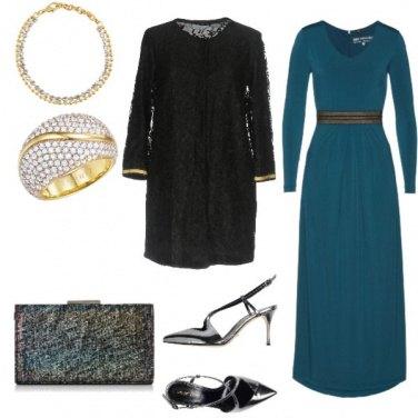 Outfit Chic, serata in abito da sera