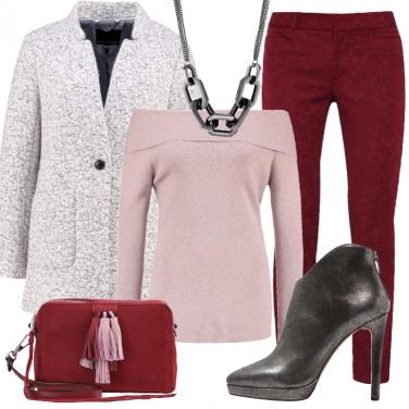 Outfit Colori e forme di moda
