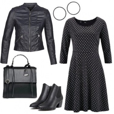 Outfit Rocker style