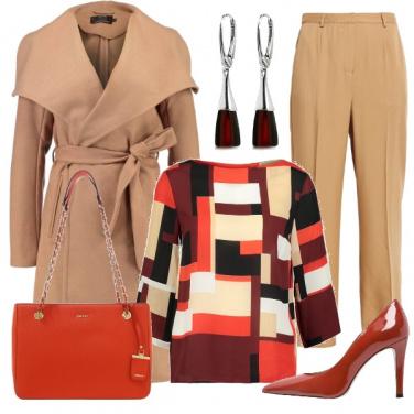 Outfit Un\'elegante signora