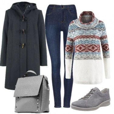 Outfit Basic winter