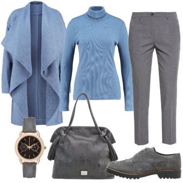 Outfit Classico con stile