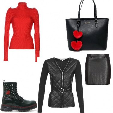 Outfit Rock #3737