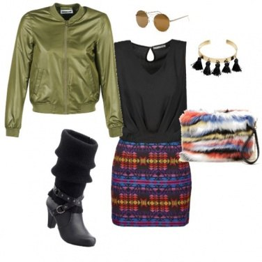 Outfit Art style