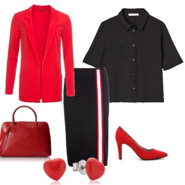 Outfit Incontro di lavoro