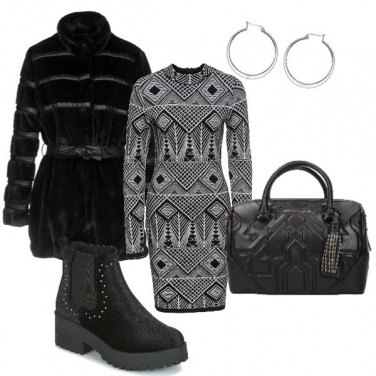 Outfit Rock #3741
