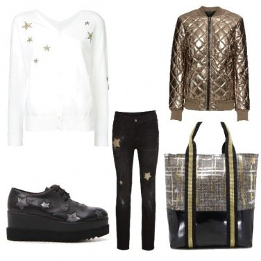 Outfit Rock #3743