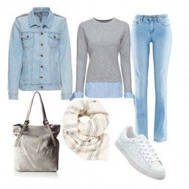 Outfit Semplicemente vestita