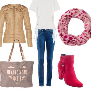 Outfit Chic low cost 3