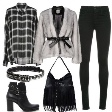 Outfit Ecofur Rock
