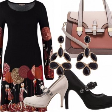 Outfit Lollipop autumn.
