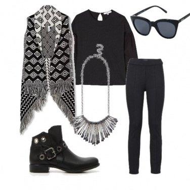 Outfit NAppe e frange