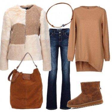 Outfit Mi preparo all\'inverno