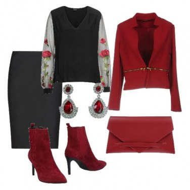 Outfit Basic #18117