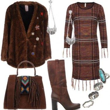 Outfit Folk Style ed ecofur