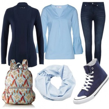 Outfit Urban #8924