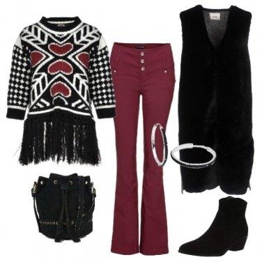 Outfit Etnic-Folk