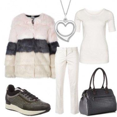 Outfit Un cuore caldo