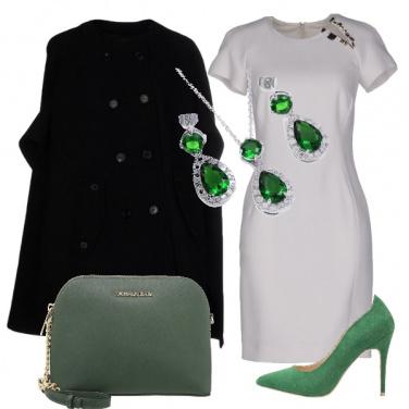 Outfit Nero, bianco e...