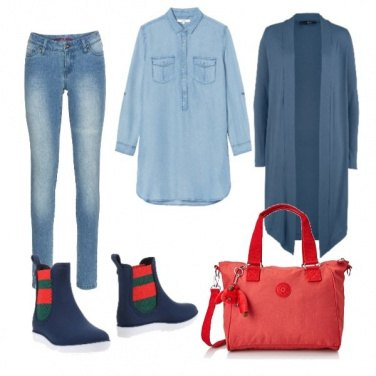Outfit Urban #8926