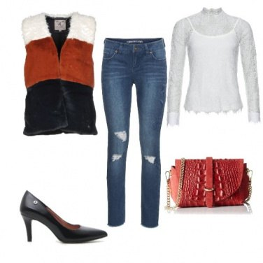 Outfit Trendy con classe