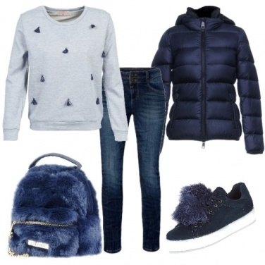 Outfit Pon pon
