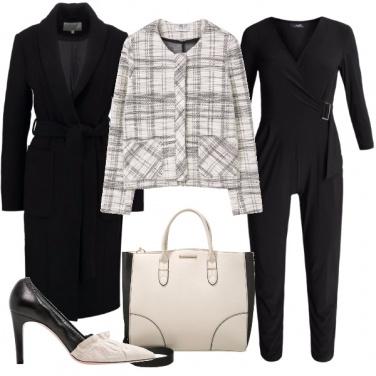 Outfit La semplicità dell\'eleganza