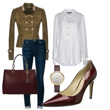 Outfit Urban #8931