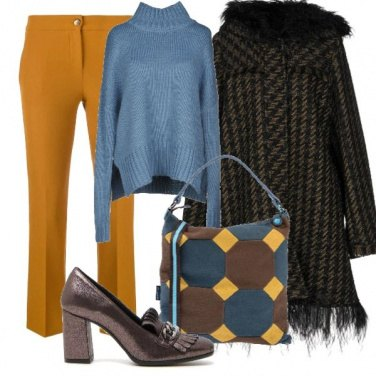 Outfit Trendy cittadino