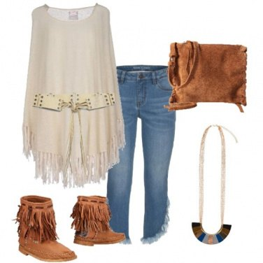 Outfit Urban folk