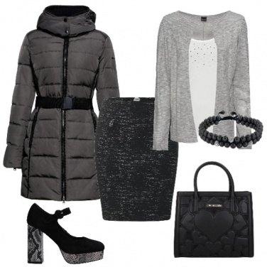 Outfit Un caldo piumino