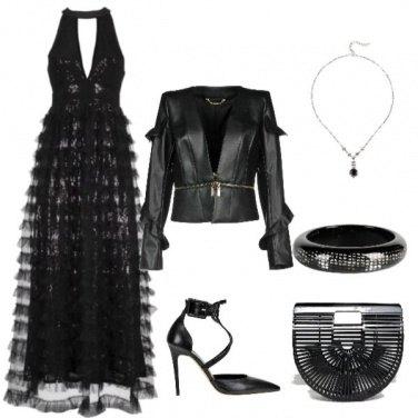 Outfit Sexy con eleganza
