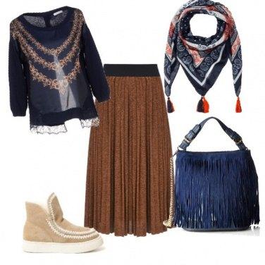 Outfit Stile etnico di giorno