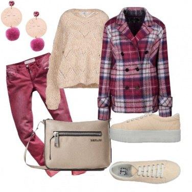 Outfit Sportiva ma alla moda