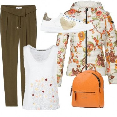 Outfit Passeggiata in relax